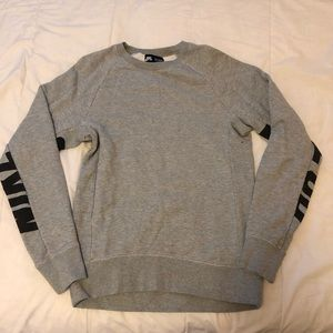 Grey Nike Sweatshirt